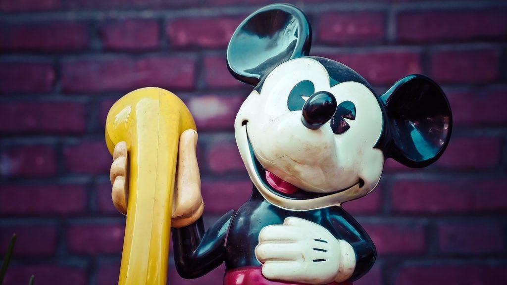 Disney textiel artikelen