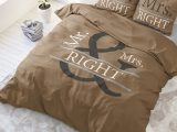 MR AND MRS RIGHT – TAUPE